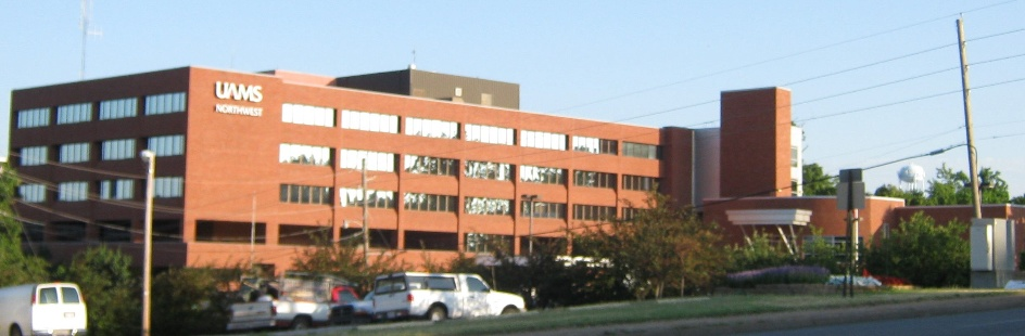 UAMS Northwest, 2010