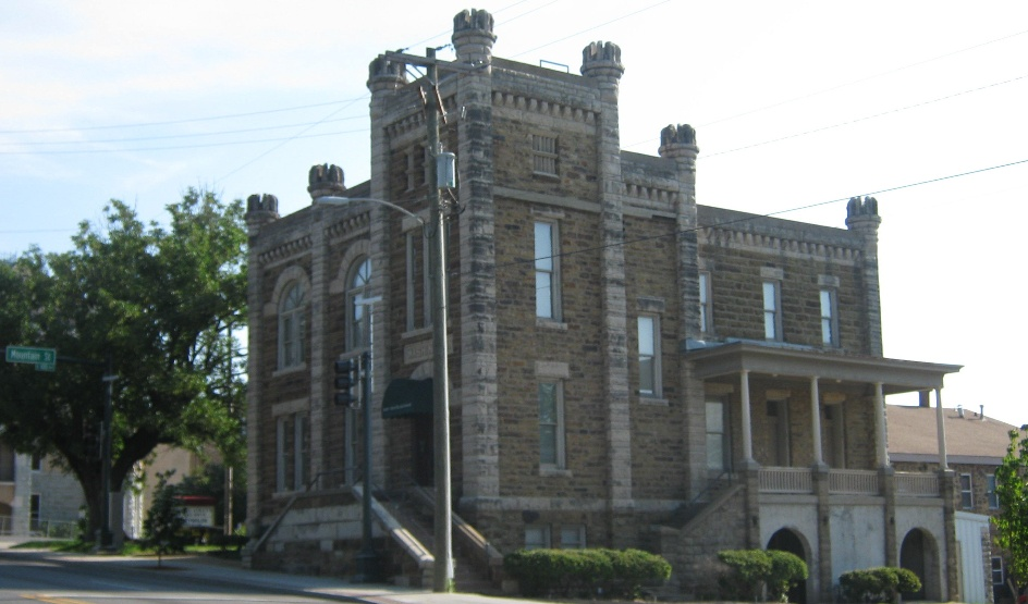 Historic Washington County Jail