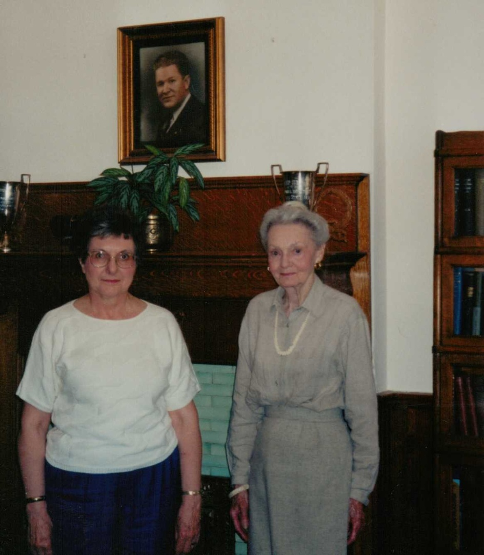 School Board Office, 2000