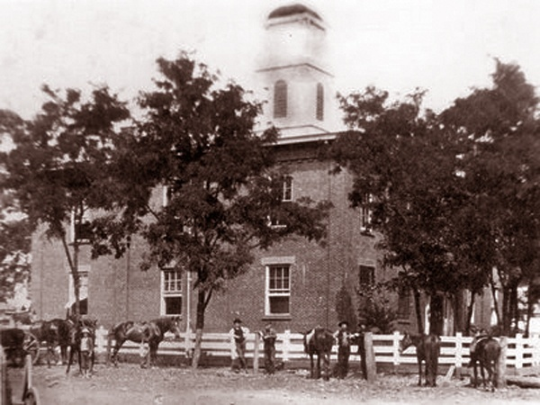 Washington County Courthouse, 1868-1904