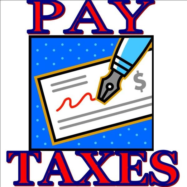 County Taxes Due October 15!