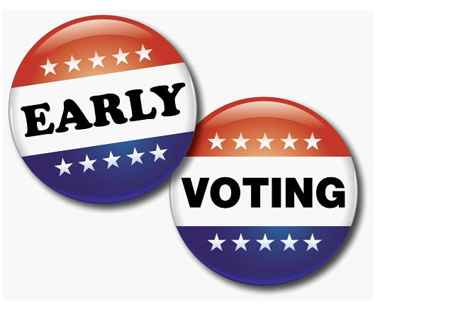 Early Voting Begins October 24