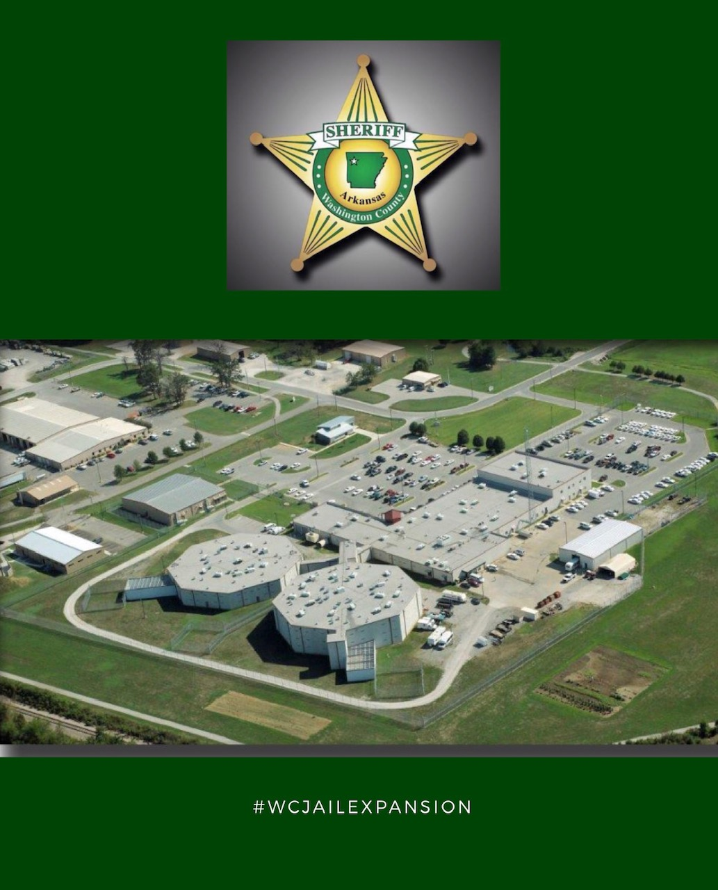 Proposed Jail Expansion | Washington County, AR